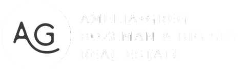 Amelia + Greg Real Estate
