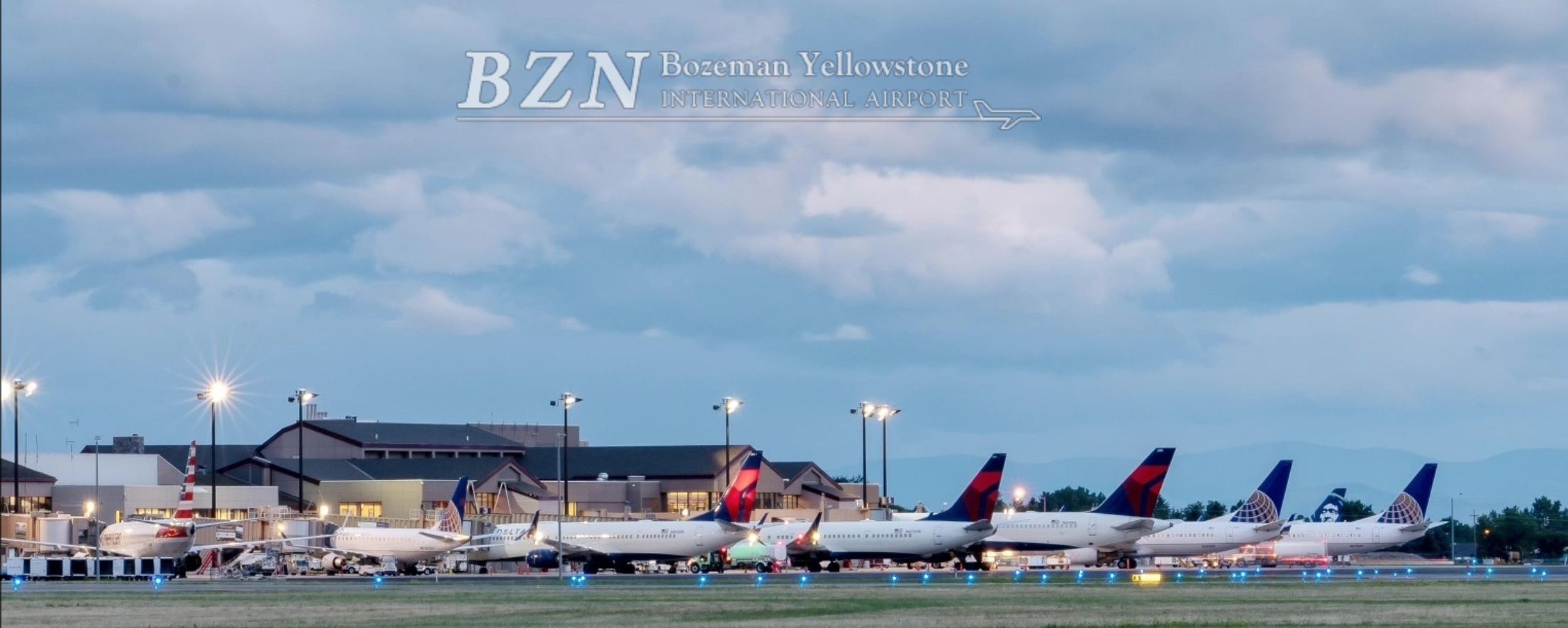 Bozeman Airport Sets Passenger Record