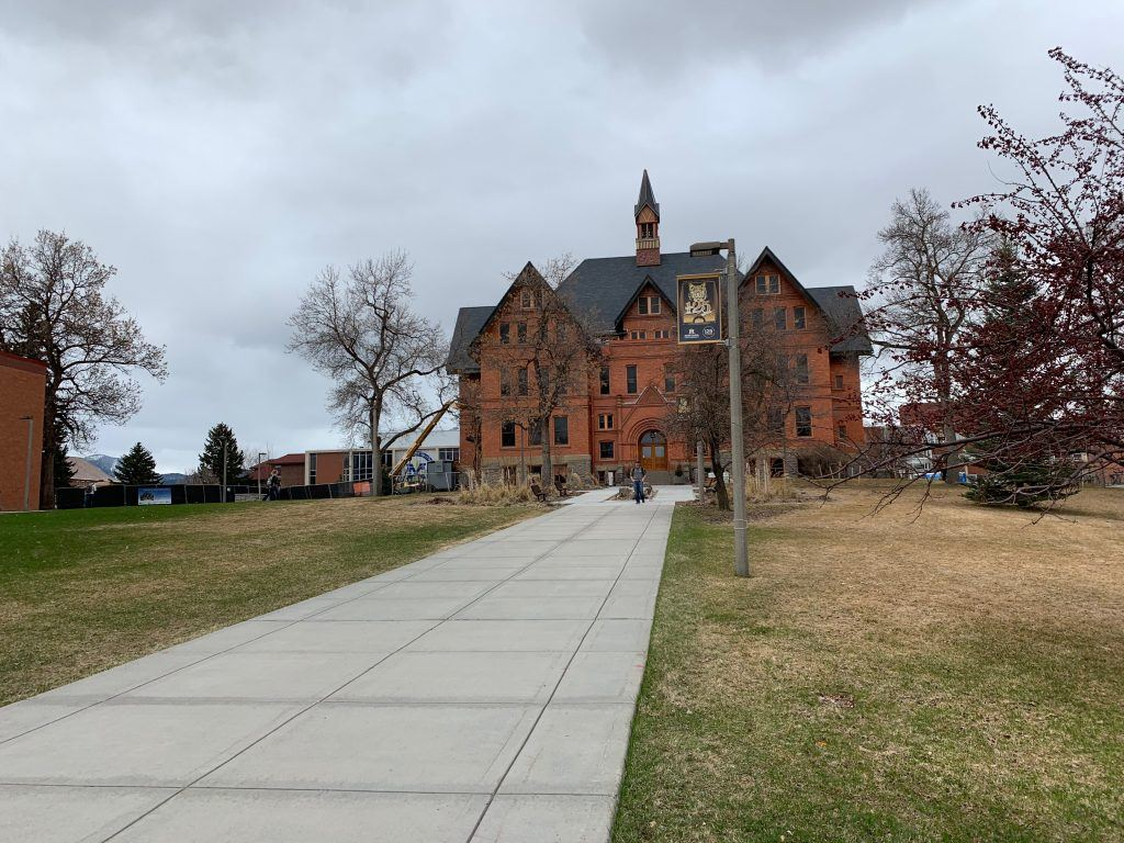 montana state university history and traditions